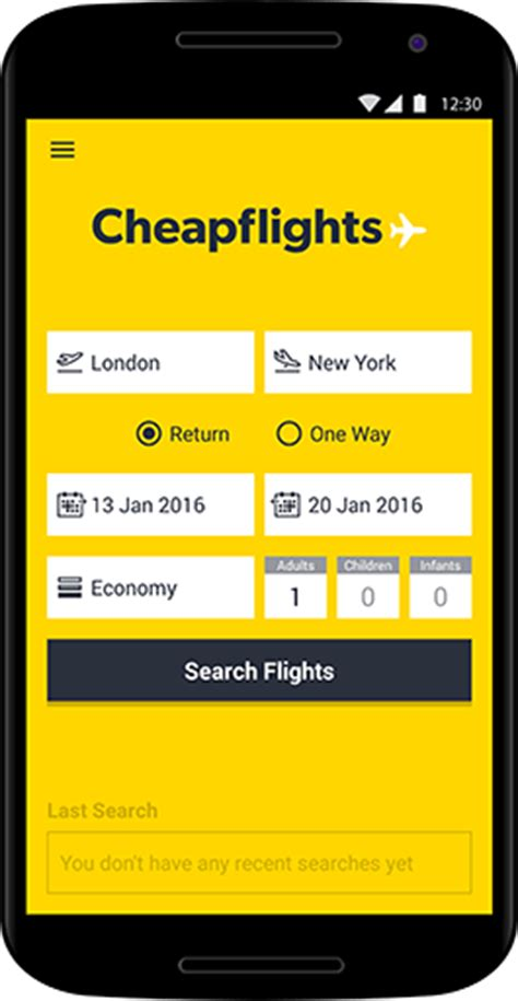 cheap flights compare flights airline deals