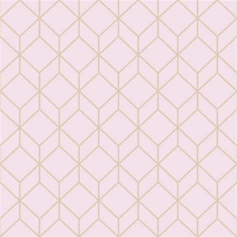 home design gold for pc graham brown wallpaper myrtle geo pink rose gold
