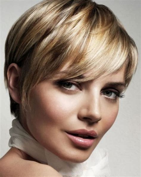short hairstyles for thin hair beautiful hairstyles cute hairstyles for short thin hair