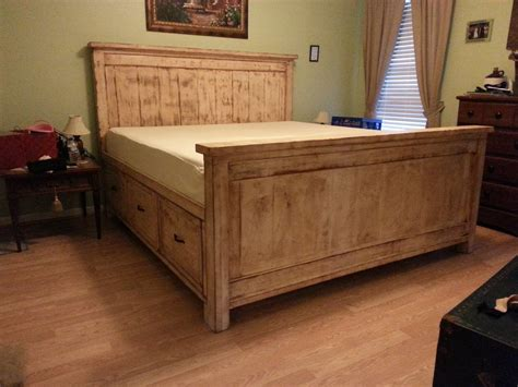 farmhouse bed plans diy farmhouse bed farmhouse queen bed and headboard do