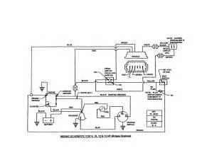 snapper mower wiring diagram
