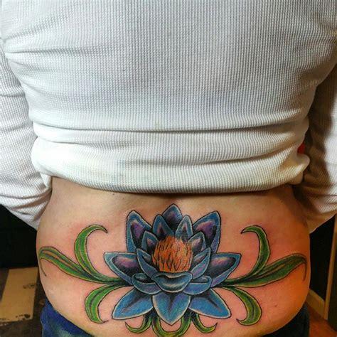 los 50 mejores tatuajes en la espalda baja para