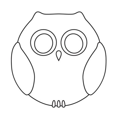 cutout template hoots jason wu designs