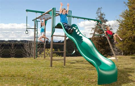 lifetime swing set reviews lifetime 90143 monkey bar swing set reviews on top