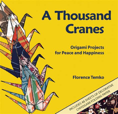 1000 Origami Cranes For Sale - a thousand cranes origami projects for peace and happiness