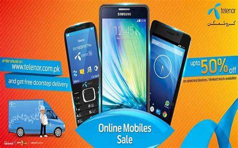 mobile phone sale telenor mobile sale phoneworld