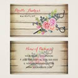 Hairdresser Business Card Templates Free by Hairdresser Business Cards Templates Zazzle