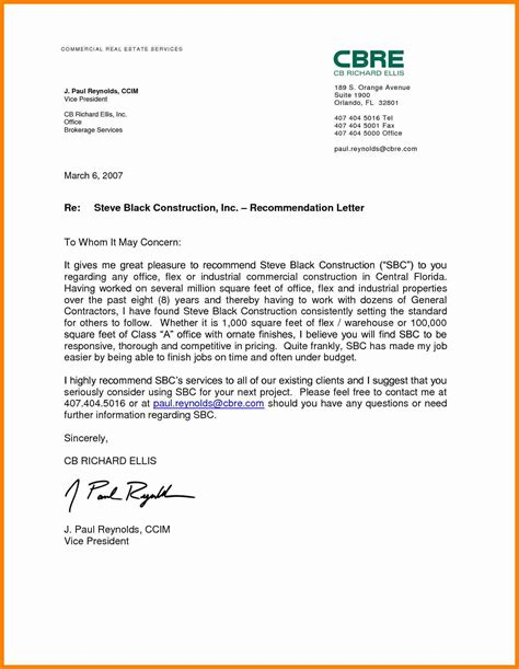 Letter Of Recommendation From Workplace 10 Employee Letter Of Recommendation Assembly Resume