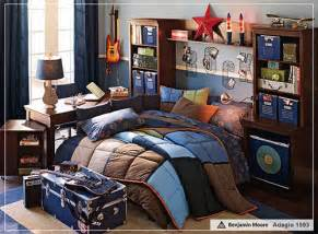 12 cool teenage bedroom ideas for boys from pbteen decorating room
