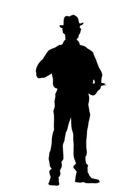 무료 일러스트 남자 남성 사람 서있는 블랙 실루엣 pixabay의 무료 이미지 316893