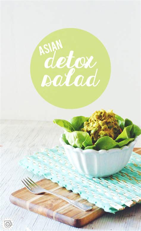 Asian Detox Salad by Asian Detox Salad Fox Detox Review Brewing