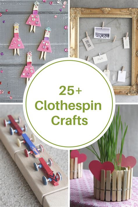 clothespin crafts 25 clothespin crafts that are so and simple