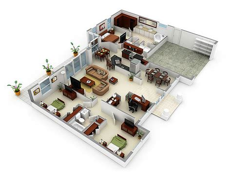 1 Bedroom House Plans House View 1 Axel Tregoning Flickr