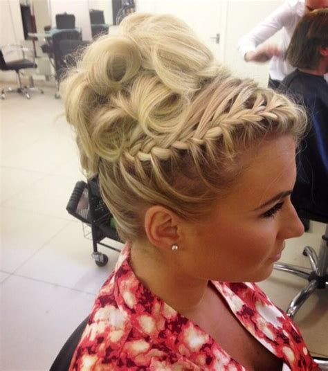french braids pin up on the sid for black woman billie faiers twitter hair braided up do hair makeup