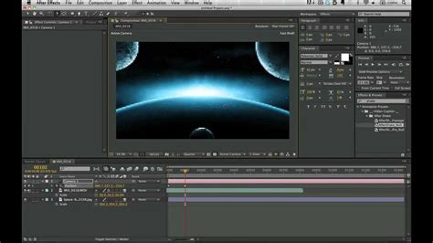 after effects cs6 tutorial raytracing youtube