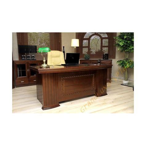scrivania studio scrivania tavolo ufficio studio presidenziale direzionale