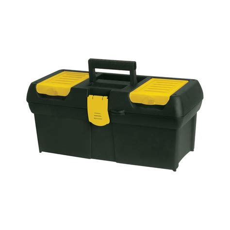 stanley 16 in tool box 016011r the home depot