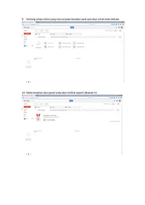 tutorial membuat banyak akun gmail tutorial membuat akun email di gmail com