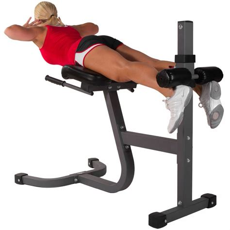hyperextensions bench xmark xm 7456 hyperextension bench