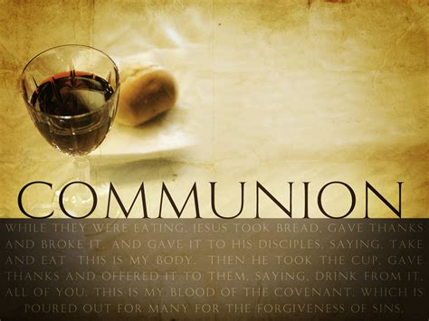 My Communion Bible bread and cup lake city small groups