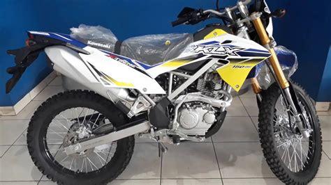 Kawasaki Klx Bf harga jual kawasaki klx bf se kawasaki klx 150 bf se 201