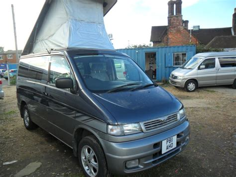 mazda bongo seats mazda bongo friendee 5 seats 2 0i 105hp technical data