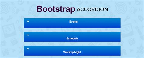 bootstrap themes accordion bootstrap accordion