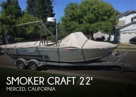 project boats for sale california sold smoker craft 202 phantom offshore boat in merced ca