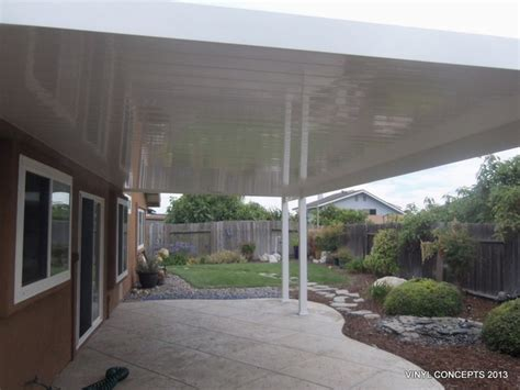solid vinyl patio covers solid patio cover traditional patio los angeles by vinyl concepts inc