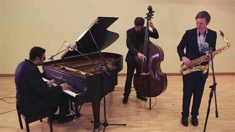 Wedding Background Jazz by Wedding Jazz Band Hire Classic Jazz Band Trio Perform