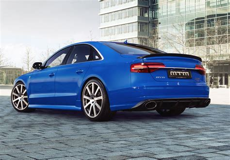 Mtm Audi by Mtm Audi S8 Talladega S With 802 Ps