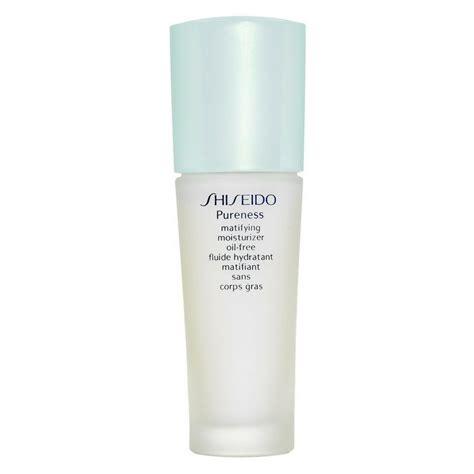 shiseido pureness matifying moisturizer free 50 ml u