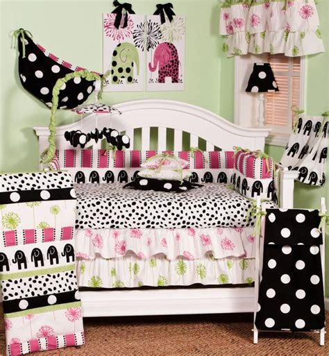 elephant themed bedroom cute baby girl nursery ideas decozilla
