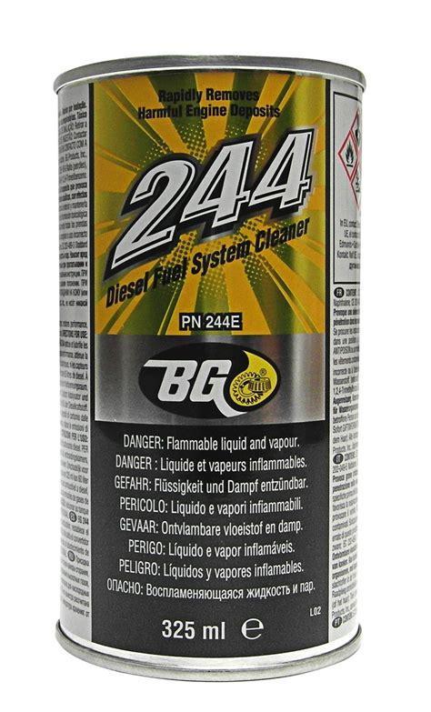Diesel Time Bg genuine bg244 bg 244 diesel fuel injector engine cleaner