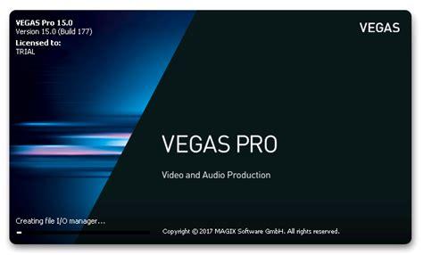 Magix Vegas Pro 15 0 216 magix vegas pro 15 0 0 build 216
