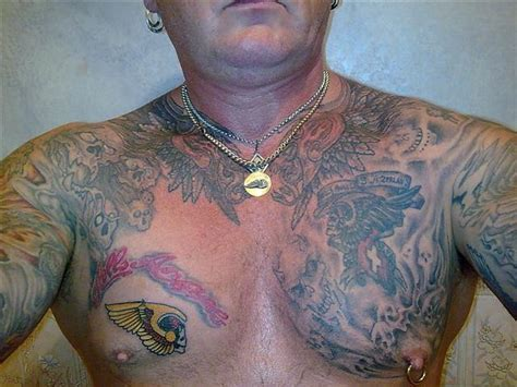 tattoo pics hells angels ashfield