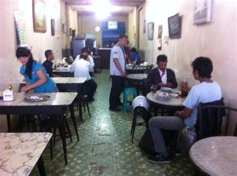 Meja Makan Di Medan soto kesawan medan info tempat makan