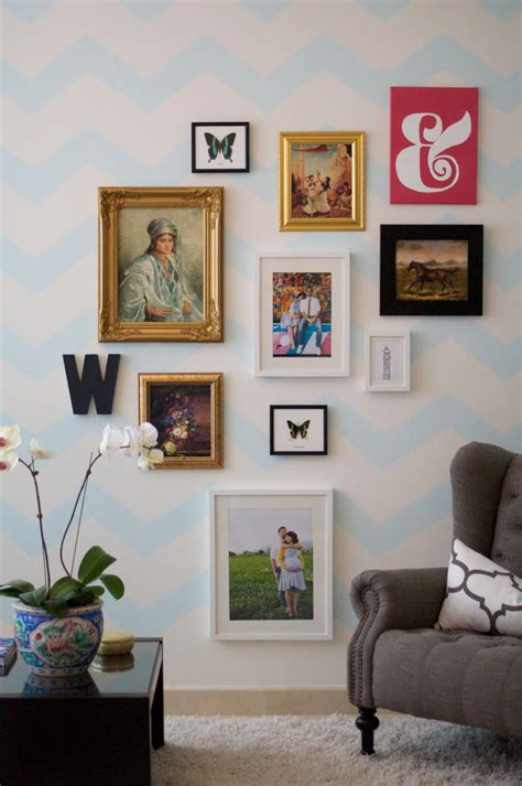 Gallery Walls | picture this create a gallery wall display dekko bird