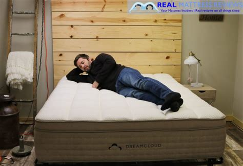 dream bed reviews dreamcloud mattress review l unbiased plus grab a discount