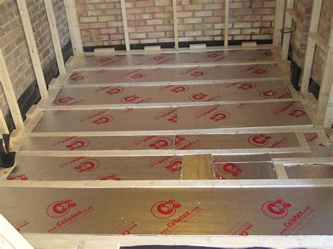insulating floors over unheated garages buildipedia image gallery insulating a garage floor