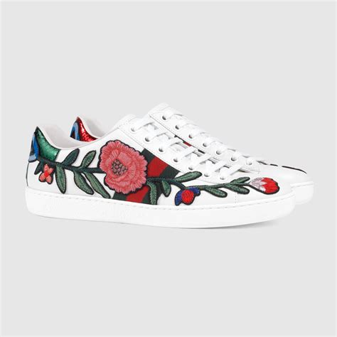 ace embroidered low top sneaker gucci s sneakers 431917a38g09064