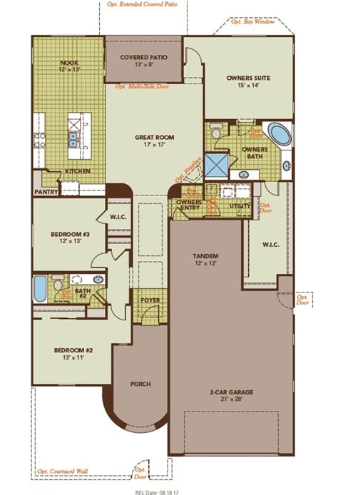 azure floor plan new homes for sale new home construction gehan homes