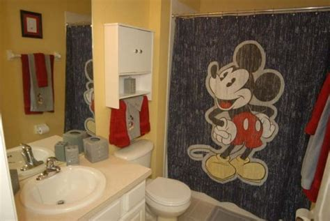 Mickey Mouse Bathroom Ideas by 78 Ideas About Mickey Mouse Curtains On Pinterest