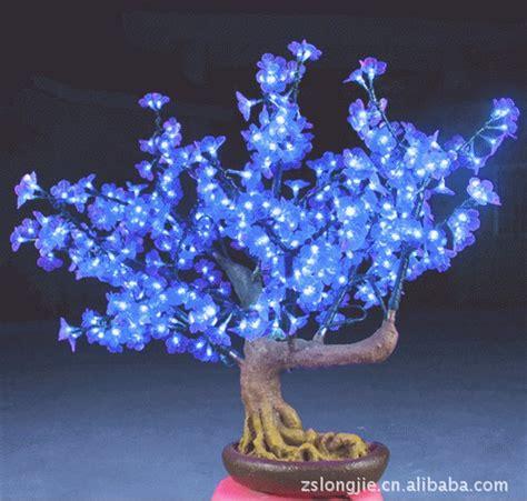led color changing tree changement de couleur conduit la lumi 232 re arbre de cerise