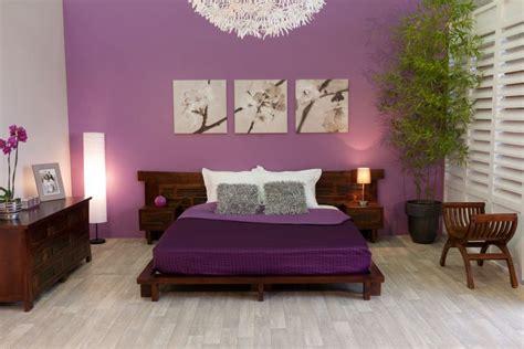 chambre teck lit en teck et bambou feng shui 160 meubles en teck com