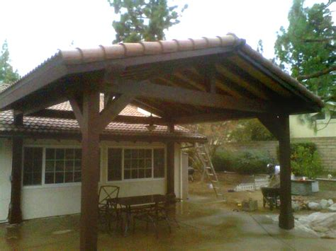 detached patio cover kengla construction