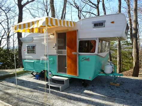 vintage travel trailer awnings vintage awnings pictures of vintage trailer awnings with