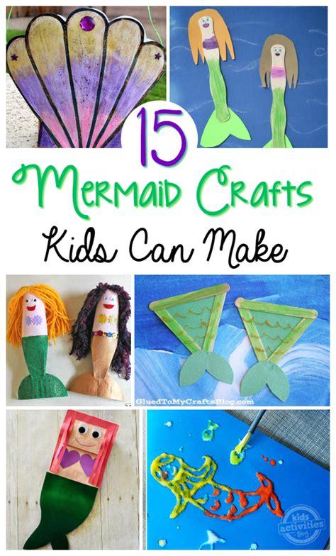 Mermaid Themed Invitations 365 Days Of Crafts - 15 mermaid crafts