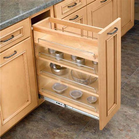 rev a shelf base cabinet pullout base cabinet pullout organizers rev a shelf 448 series