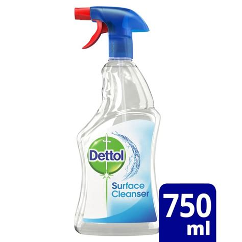 Cradle Toys Surface Cleaner Spray Bottle 500ml dettol anti bacterial cleanser spray 750ml from ocado